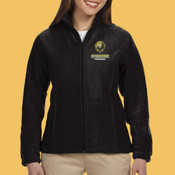 Volleyball - M990W-PF - Ladies' 8 oz. Full-Zip Fleece
