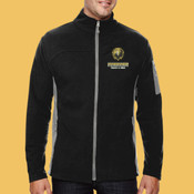 Track & Field - 88123-PF North End Men's Microfleece Jacket