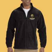 Volleyball - M990-PF - Men's 8 oz. Full-Zip Fleece