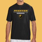 Swimming - N3142-PF A4 Short-Sleeve Cooling Performance Crew Neck T-Shirt