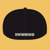 Swimming - 6277-PF Flexfit Adult Wooly 6-Panel Cap