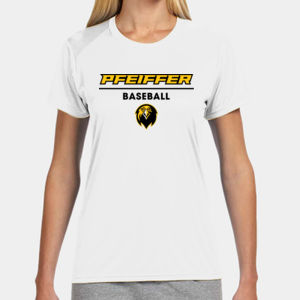 Baseball - NW3201-PF A4 Ladies' Short-Sleeve Cooling Performance Crew Thumbnail