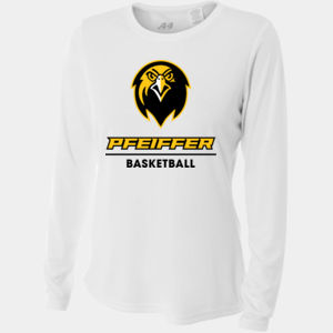 Basketball - NW3002-PF A4 Ladies' Long Sleeve Cooling Performance Crew Shirt Thumbnail