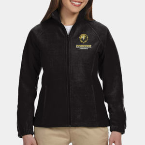 Athletics - M990W-PF - Ladies' 8 oz. Full-Zip Fleece Thumbnail