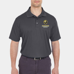 Basketball - 8210-PF - Men's Cool & Dry Mesh Piqué Polo Thumbnail