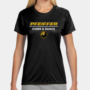 Cheer & Dance - NW3201-PF A4 Ladies' Short-Sleeve Cooling Performance Crew Thumbnail