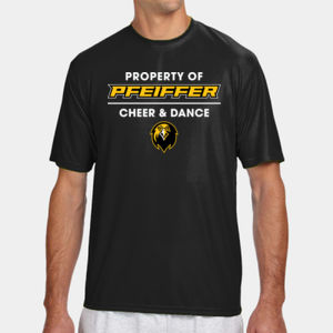 Cheer & Dance - N3142-PF A4 Short-Sleeve Cooling Performance Crew Neck T-Shirt Thumbnail