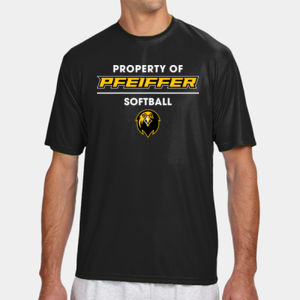 Softball - N3142-PF A4 Short-Sleeve Cooling Performance Crew Neck T-Shirt Thumbnail