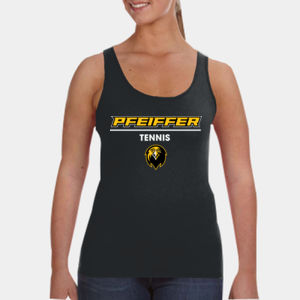 Tennis - 882L-PF Anvil Ladies' Lightweight Tank Thumbnail
