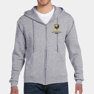 Tennis - 82230-PF Fruit of the Loom 12oz. Supercotton™ 70/30 Full-Zip Hood Thumbnail