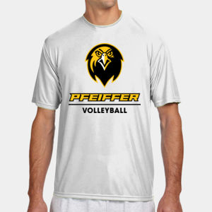 Volleyball - N3142-PF A4 Short-Sleeve Cooling Performance Crew Neck T-Shirt Thumbnail