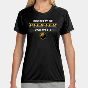 Volleyball - NW3201-PF A4 Ladies' Short-Sleeve Cooling Performance Crew Thumbnail