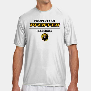 Baseball - N3142-PF A4 Short-Sleeve Cooling Performance Crew Neck T-Shirt Thumbnail
