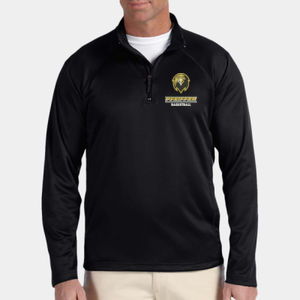 Basketball - DG440-PF Men's Stretch Tech-Shell® Compass Quarter-Zip Thumbnail