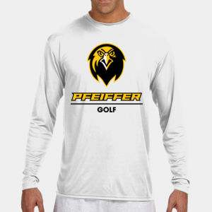 Golf - N3165-PF A4 Long-Sleeve Cooling Performance Crew Neck T-Shirt Thumbnail