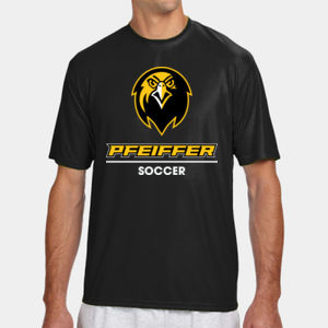 Soccer - N3142-PF A4 Short-Sleeve Cooling Performance Crew Neck T-Shirt Thumbnail