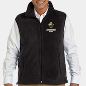 Softball - M985-PF -  Adult 8 oz. Fleece Vest Thumbnail